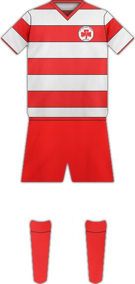 Equipación PLATANIAS FC