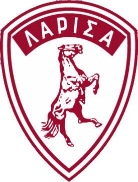 Escudo de AE LARISA (GRECIA)