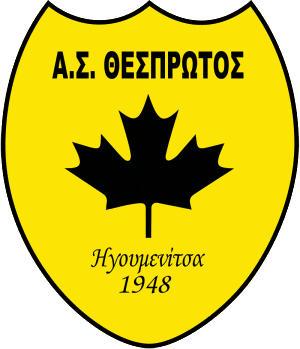Escudo de AE THESPROTOS (GRECIA)