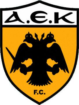 Escudo de AEK (GRECIA)