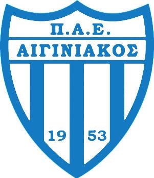 Escudo de AIGINIAKOS FC (GRECIA)