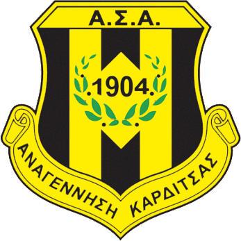 Escudo de ANAGENNISI KARDITSA FC (GRECIA)