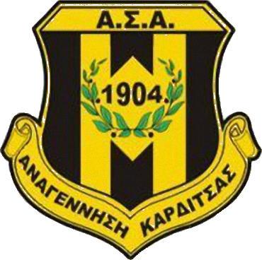 Escudo de ANAGENNISI KARDITSA (GRECIA)
