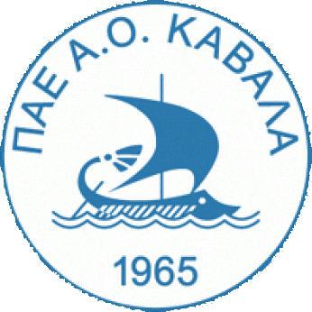 Escudo de AO KAVALA (GRECIA)