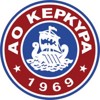 Escudo de AO KERKYRA (GRECIA)