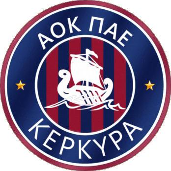 Escudo de AOK KERKYRA FC (GRECIA)