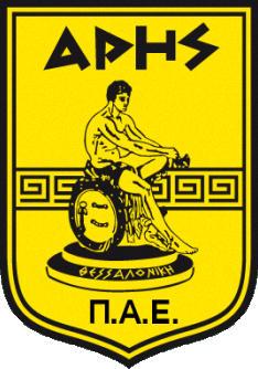 Escudo de ARIS FC (GRECIA)