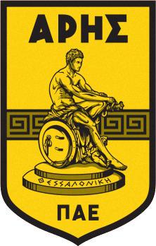 Escudo de ARIS TESALÓNICA FC (GRECIA)