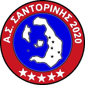 Escudo de AS SANTORINI 2020 (GRECIA)