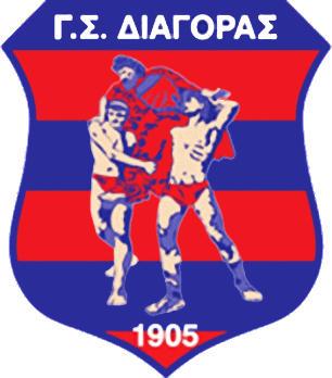 Escudo de GS DIAGORAS RODOS (GRECIA)