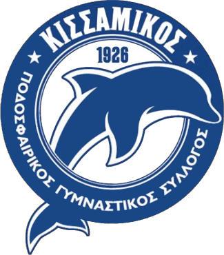 Escudo de KISSAMIKOS FC (GRECIA)