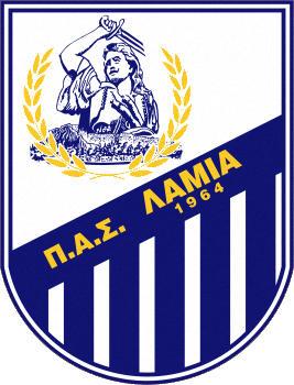 Escudo de LAMIA FC (GRECIA)