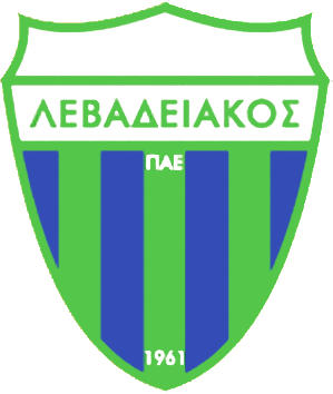Escudo de LEVADIAKOS FC (GRECIA)