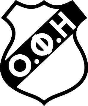 Escudo de O.F.I. CRETA (GRECIA)