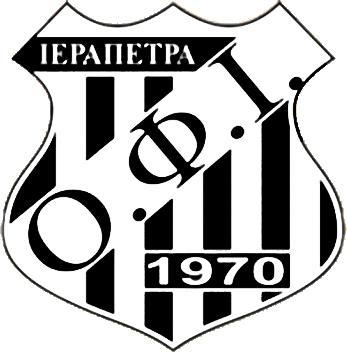 Escudo de OF IERAPETRAS (GRECIA)