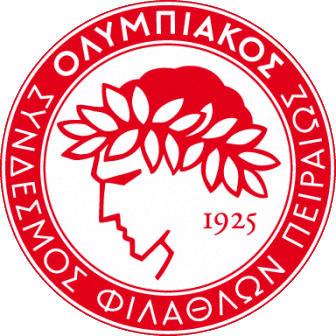 Escudo de OLYMPIACOS (GRECIA)