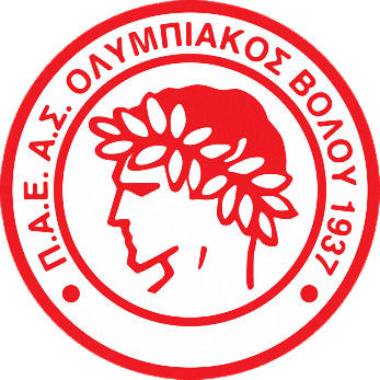 Escudo de OLYMPIAKOS VOLOS FC (GRECIA)