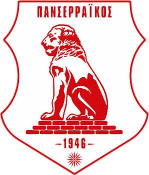 Escudo de PANSERRAIKOS FC (GRECIA)