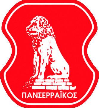 Escudo de PANSERRAIKOS (GRECIA)