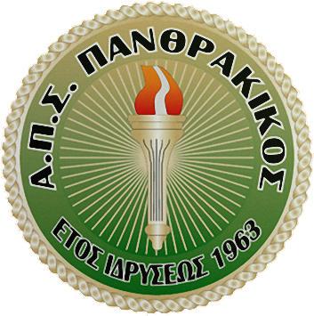 Escudo de PANTHRAKIKOS FC (GRECIA)