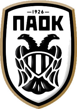 Escudo de PAOK SALÓNICA F.C. (GRECIA)