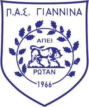 Escudo de PAS GIANNINA (GRECIA)