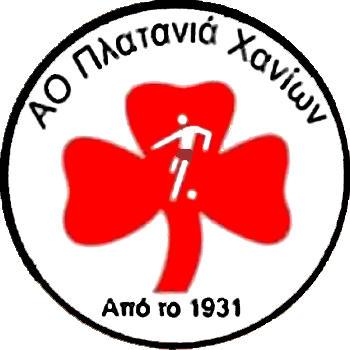 Escudo de PLATANIAS FC (GRECIA)