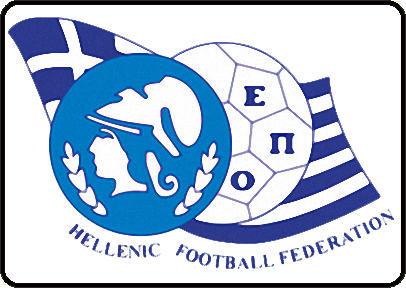 Escudo de SELECCIÓN GRIEGA. (GRECIA)