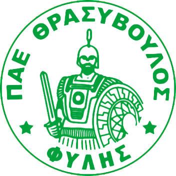 Escudo de THRASIVOULOS FYLIS FC (GRECIA)