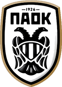 Escudo de PAOK SALÓNICA F.C.
