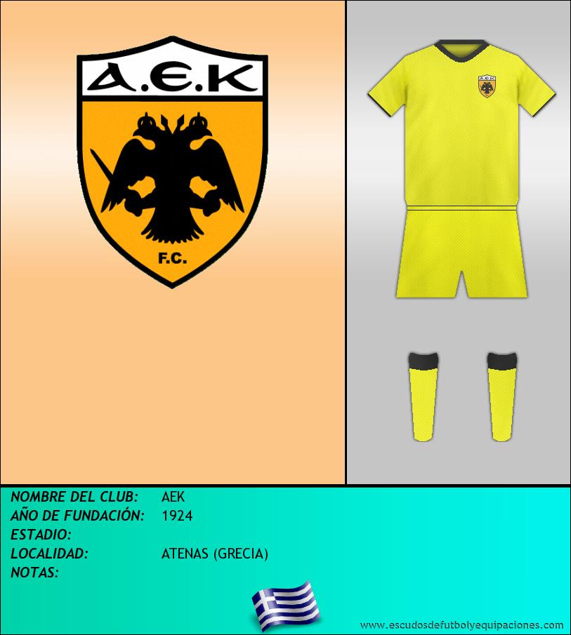 Escudo de AEK