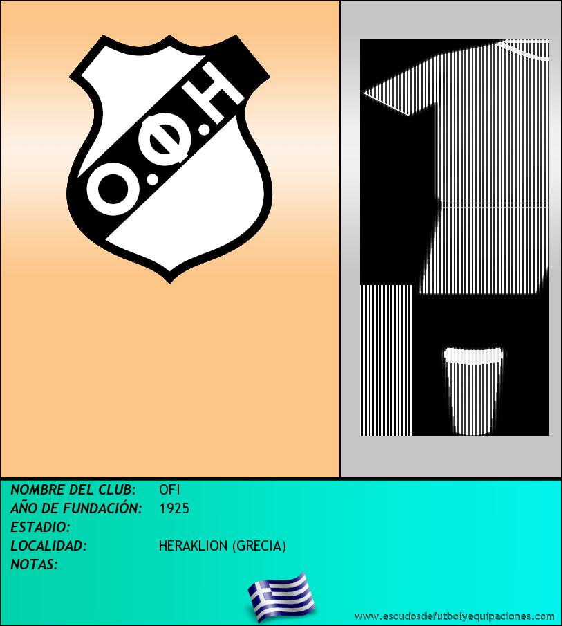 Escudo de OFI