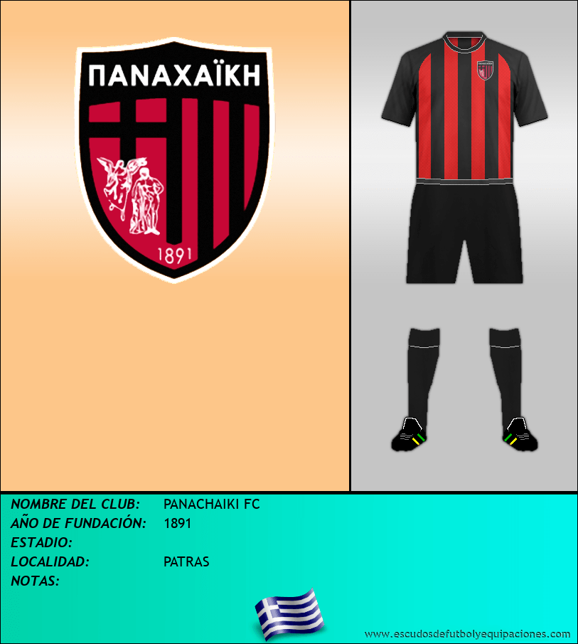 Escudo de PANACHAIKI FC