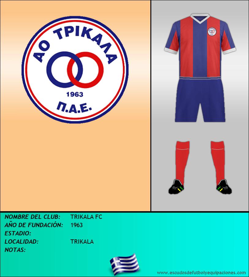 Escudo de TRIKALA FC