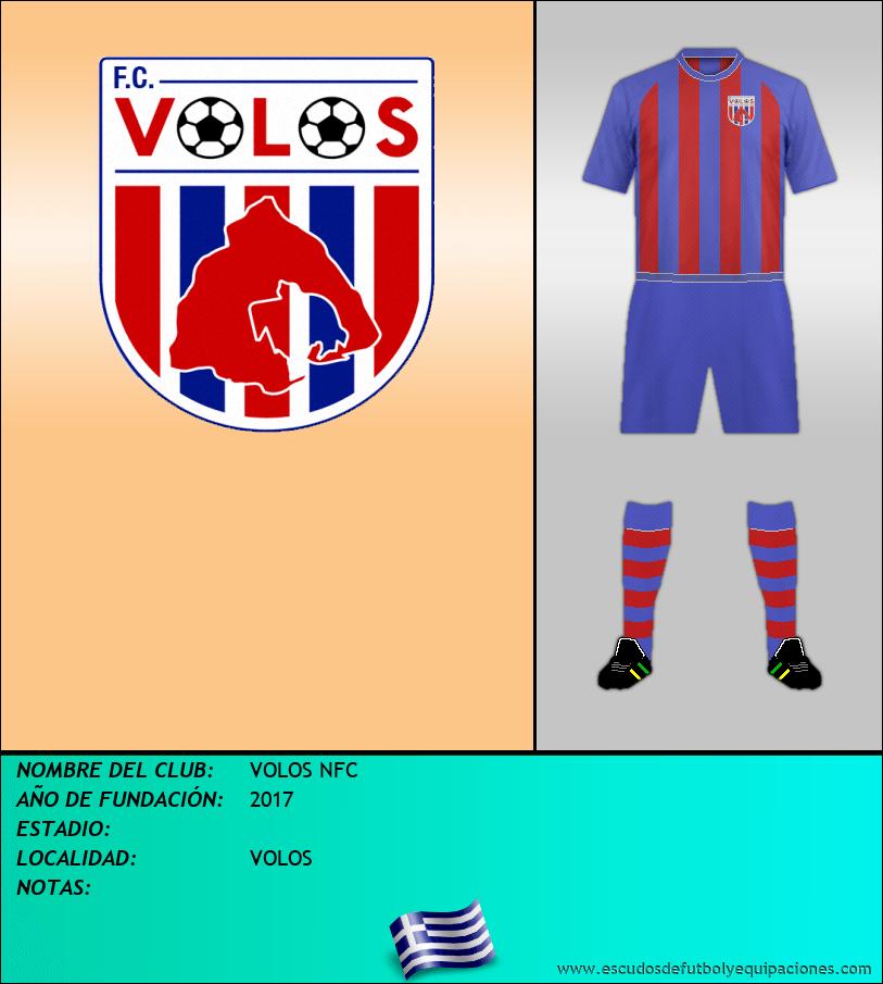 Escudo de VOLOS NFC