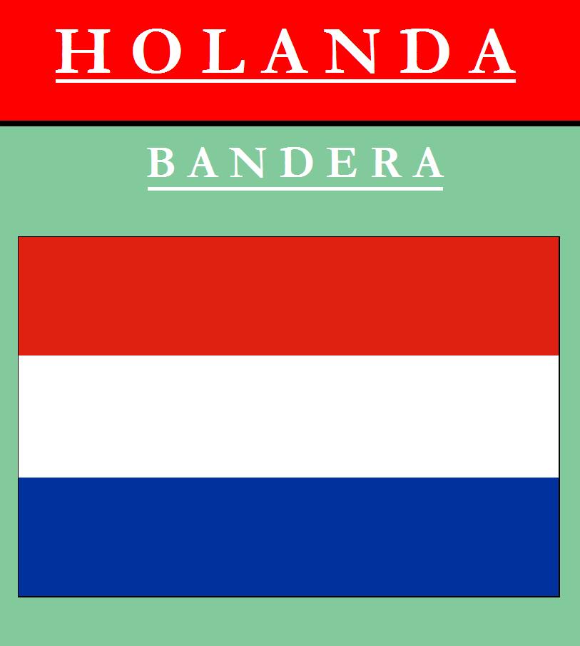 Escudo de BANDERA DE HOLANDA