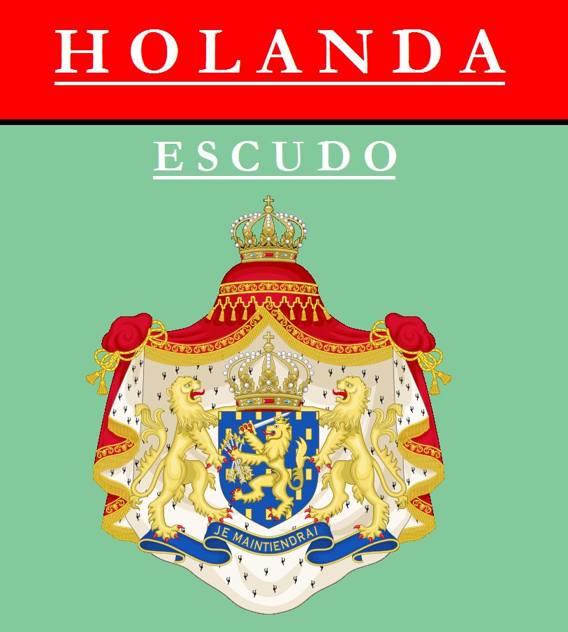 Escudo de ESCUDO DE HOLANDA