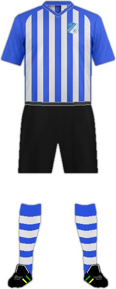 Equipación FC EINDHOVEN