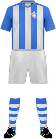 Equipación FC LIENDEN