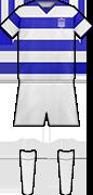 Equipación FC  BLAUW-WIT