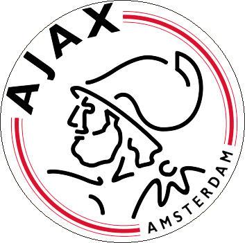 Escudo de AJAX F.C. (HOLANDA)