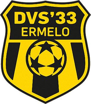 Escudo de DVS'33 ERMELO (HOLANDA)