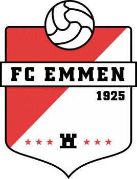 Escudo de FC EMMEN (HOLANDA)