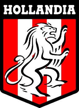 Escudo de HVV HOLLANDIA (HOLANDA)