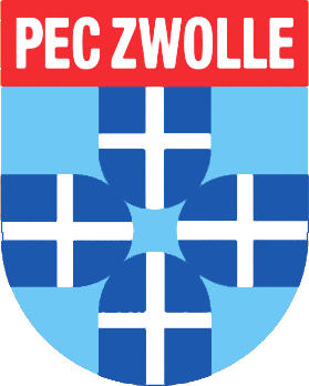 Escudo de PEC ZWOLLE (HOLANDA)