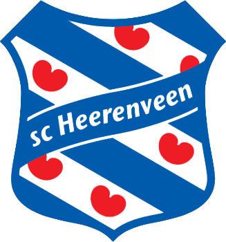 Escudo de SC HEERENVEEN (HOLANDA)