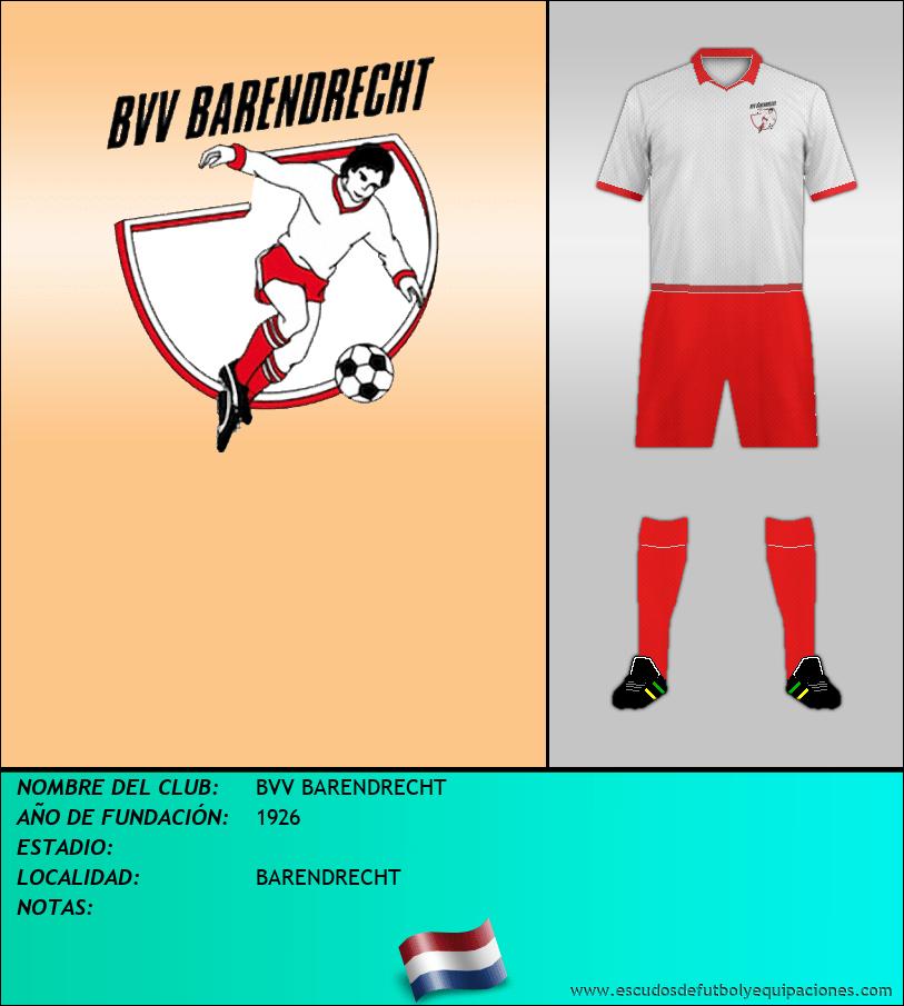 Escudo de BVV BARENDRECHT
