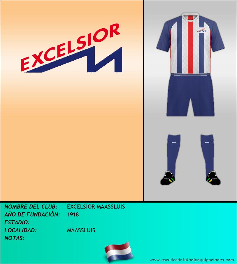 Escudo de EXCELSIOR MAASSLUIS