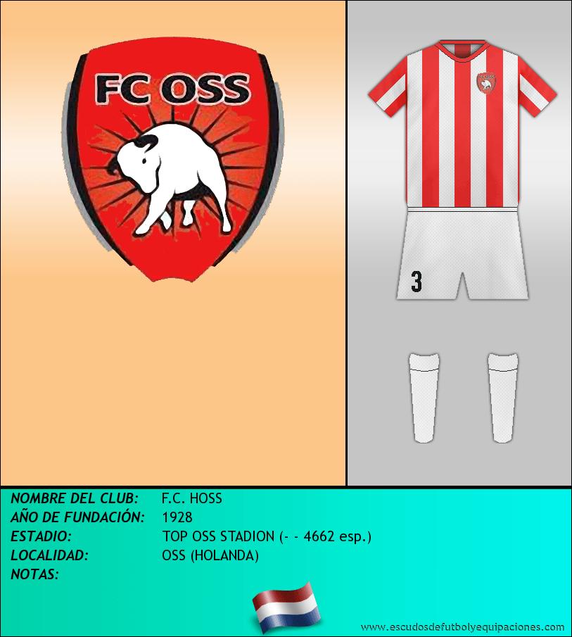 Escudo de F.C. HOSS