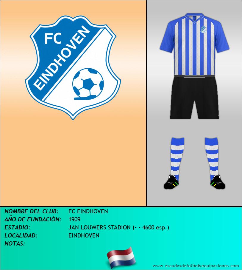 Escudo de FC EINDHOVEN